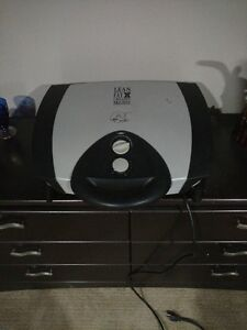 Deluxe George Foreman Grill