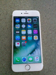 Iphone 6, 16GB Good condition works with Telus/Koodo