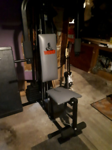 Home Gym Workout Equipment