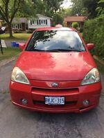 2004 Suzuki Aerio *ONLY 90,000 KMS*