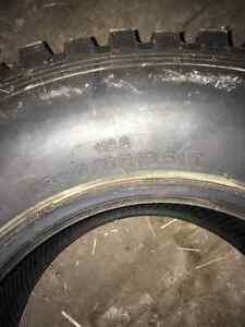 Marshall power guard 16.5 tires. Only 2 Windsor Region Ontario image 3