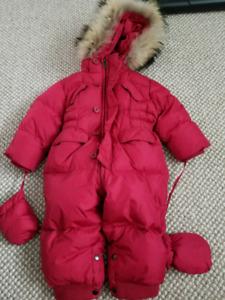 ADD Baby Snowsuit