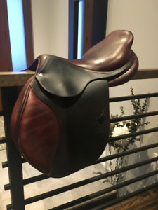 """17"""" CWD Saddle For Sale - Beautiful Condition"""