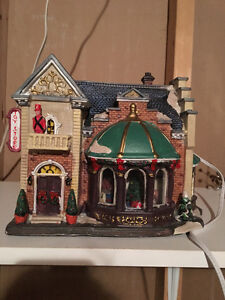 Christmas Village -various pieces