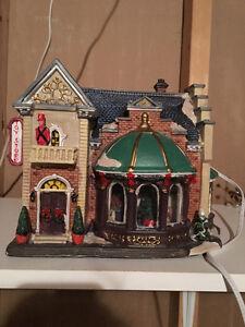 Christmas Village -various pieces