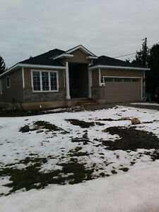 new bungalow near lake erie in port colborne