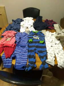 Outfits from 3 up to 6 months for sale