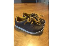 Boys Clarks Shoes - two pairs