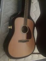 Fender acoustic price reduced