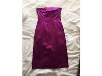 River island pink dress size 8