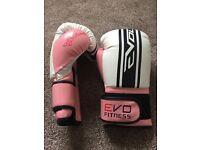 Ladies Boxing Gloves 8oz