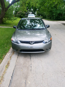 2008 Honda Civic **SAFTIED**