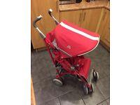 Mcclaren xt stroller/pushchair