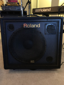 Roland KC550 Keyboard Amp - Like New