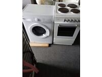Washing machine & cooker