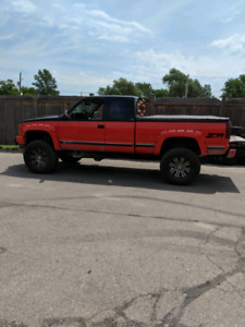 1994 Extended Cab Chevy