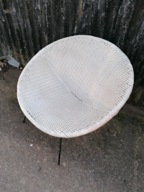 """Late 1960""""s satellite chair"""