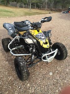 2014 Can-Am DS 450 X MX only 96km!