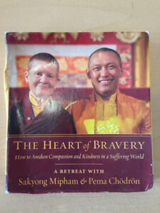The Heart of Bravery CD