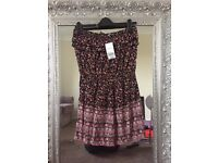 Ladies peacocks play suit size 12