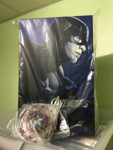 Hot Toys Avengers Captain America MMS174