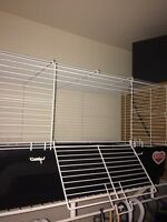 Hamster/rat cage