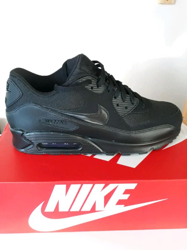 sports shoes 0e35f 7b2a2 Nike Air Max 90 Essential - Black   in Reddish, Manchester   Gumtree