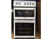 Hot point electric cooker fully working