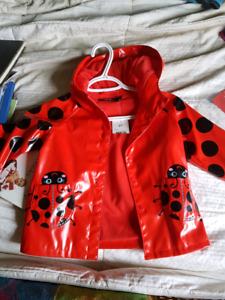 New rain coat
