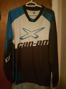 New can am jersey