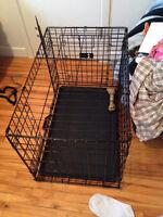 Cage pour  chien à vendre.