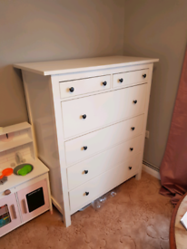 IKEA hemnes 6 drawers