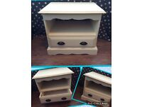 Upcycled by Vintage Angell -TV unit