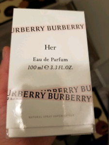 Burberry womens perfume