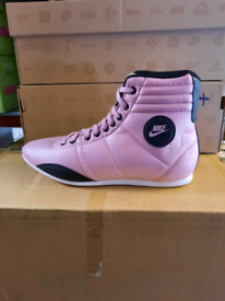 Womens boxing and training shoes