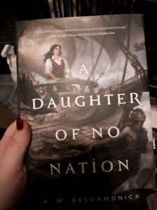 Book - A Daughter of No Nation