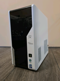 Pc desktop with blue ray/dvd writer