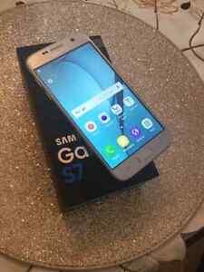 Unlocked Samsung Galaxy S7 64GB Silver