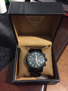 GUESS WATCH FOR SALE $110!! GOOD CONDITION!!