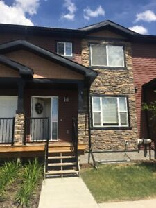 New 3 Bedroom Princeton Court Condo, Located in Sherwood Park