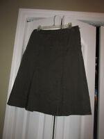 ESPRIT Kick Pleat Womans SKIRT 4 Small