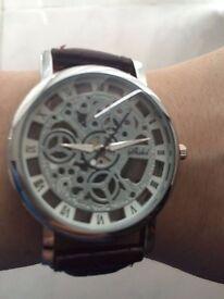 (Brand New) Lusso Scheletro men's watch
