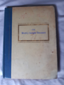 """The Treasury of Shirley Temple"" book"