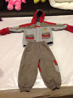 Boys Coat/Jacket( with pants) for Fall & Winter