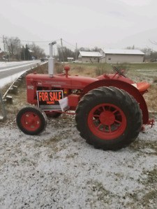 W4 Tractor