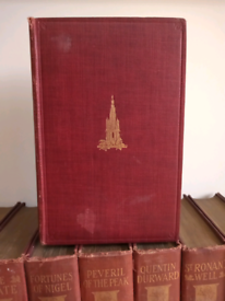 The Fine Art Scott Vintage Books