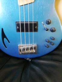 Valentine V1 bass guitar