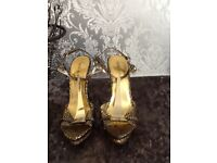 River island sandals size 6 new