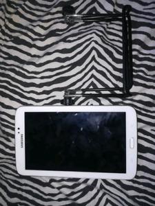 Samsung Galaxy Tab 3 w/16gb sd card