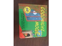Goodnight Moon book by Margaret Wise-Brown